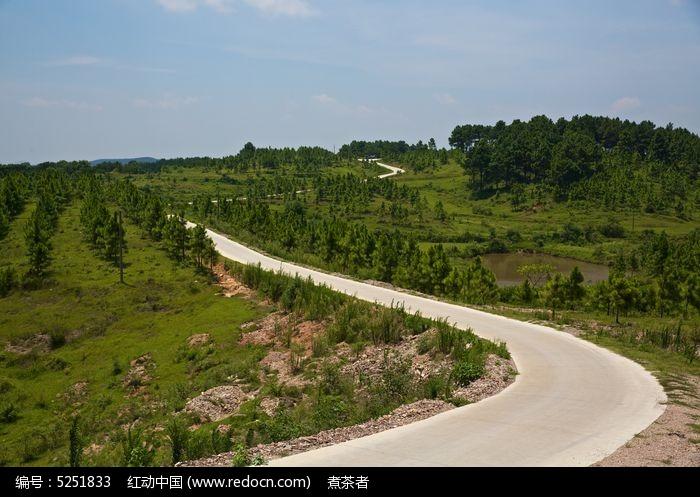 乡村公路图片,高清大图