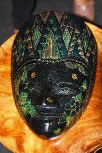 东南亚特色面具