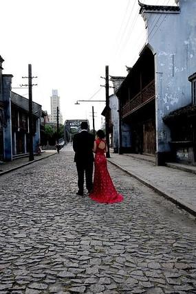 老城厢婚纱摄影