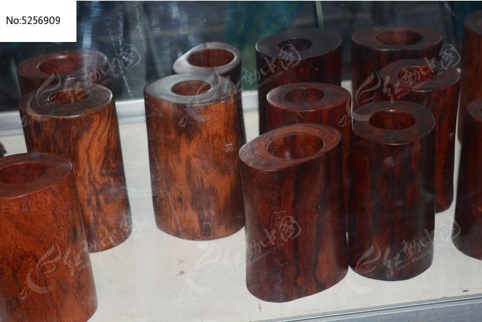 笔筒  木雕 雕刻 木刻