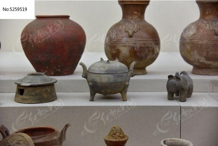中国古代陶制品图片