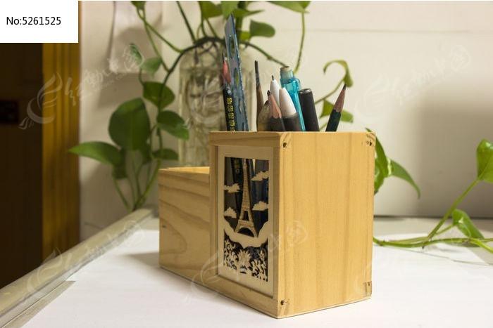 木质笔筒图片,高清大图