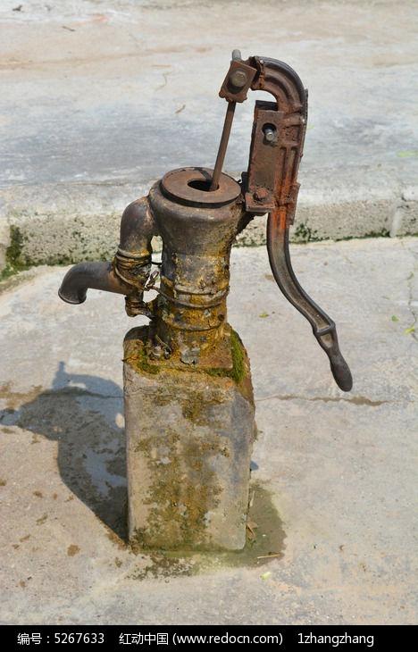家用水井电容的接线图