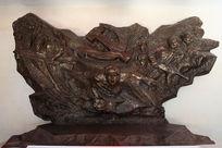 二战抗日英雄雕像