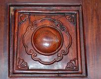 中式底纹装饰