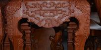 中式家具浮雕