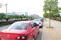 长沙芙蓉南路街景风光