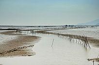 海边的围栏