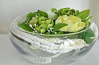 绿色植物鲜花家居装饰品