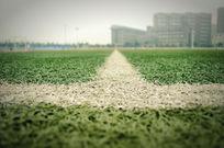 足球场上的标志线