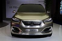北京新能源汽车展会上的之诺电动汽车