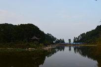 帽峰山水库