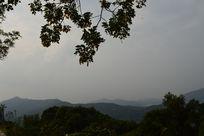 山峰与云雾