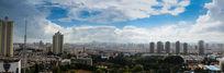 昆明市全景图