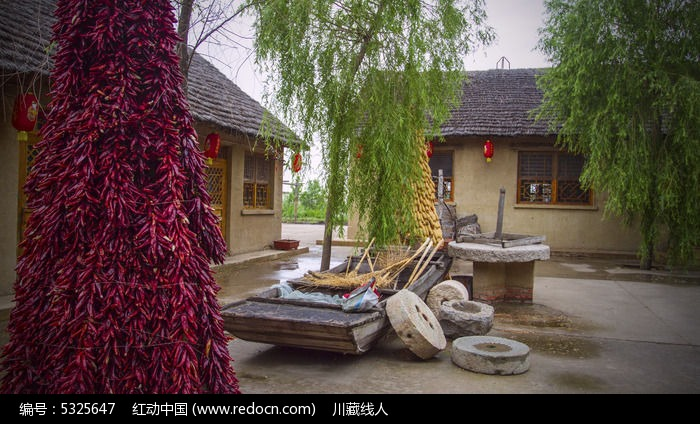 东北农家小院高清图片下载 编号5325647 红动网