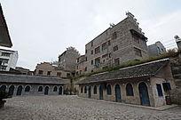 镇远日军战俘营建筑