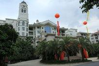 碧桂园的酒店