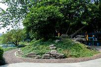 流花湖公园景观