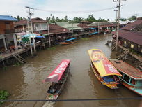 泰国水上市场