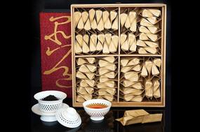 硬纸皮红茶包装盒