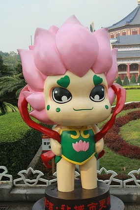 中国风卡通形象