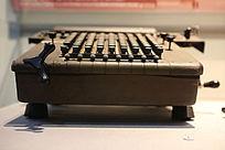 二战时期的老式打字机