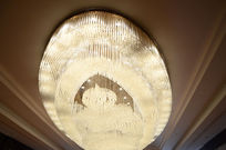 酒店宴会厅水晶灯