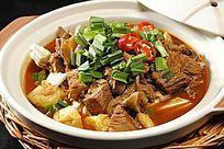 砂锅牛腩煲