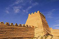 嘉峪关古代土长城