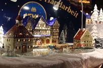 德国圣诞市场小庭院装饰品