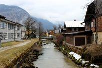哈施塔特乡村