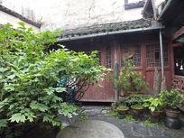 老房子景观特色