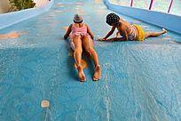 水上乐园滑道