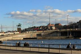 斯德哥尔摩跨海大桥