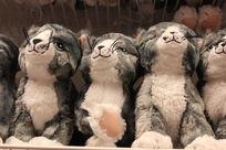 小猫咪布娃娃装饰品