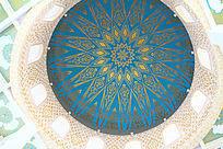 清真寺穹顶建筑风格