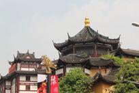 城隍庙传统建筑