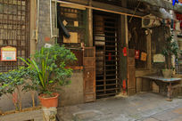 广州西关老房子西关风情