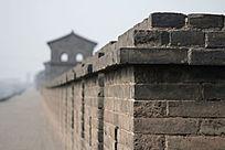 平遥古城城墙