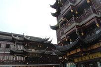 上海城隍庙特色建筑