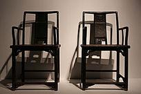 世纪坛家具展展品红木椅子