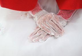 新娘子的手