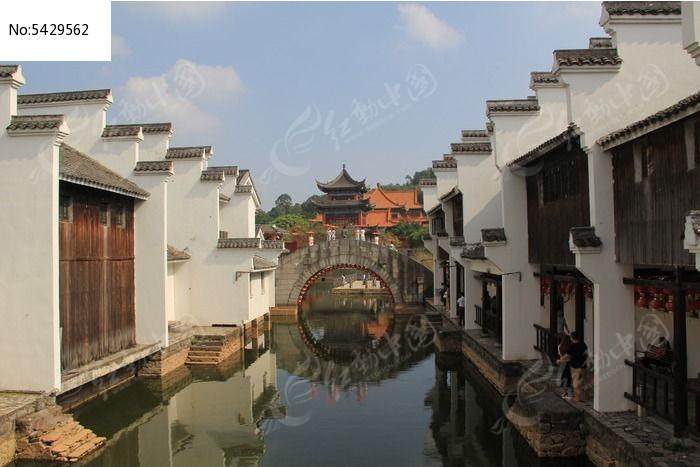 江南水乡建筑