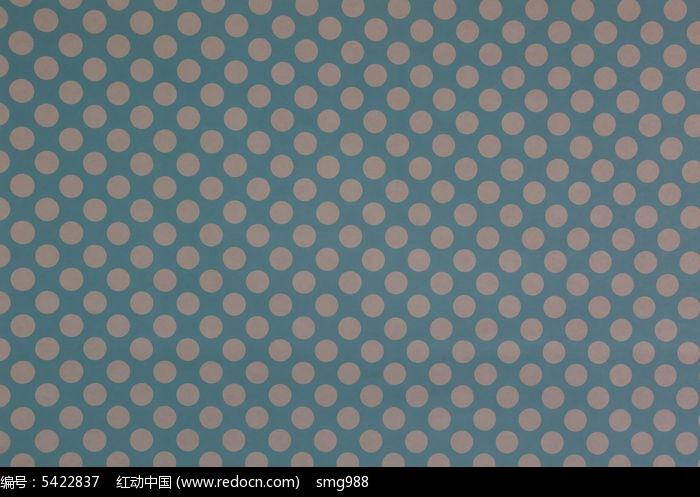 蓝底白点纸张纹理背景素材高清图片下载 红动网图片