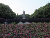 毛泽东毛主席雕像