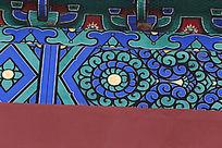 天坛古典花纹边框
