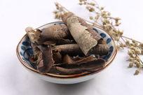 中药米碎木摄影图