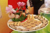 番禺特色名菜金奖三式藕酒店菜式