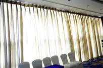 会议室沙窗户窗帘