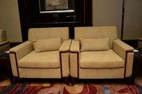 酒店会议室高档沙发座椅